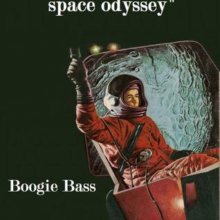 Boogie Bass- A funky-jazz space odyssey mix