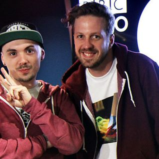 ShockOne (Viper Recordings, Shogun Audio) @ Crissy Criss D&B M1X Radio Show, BBC 1Xtra (17.04.2013)