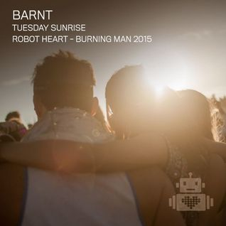 Barnt - Robot Heart - Burning Man 2015
