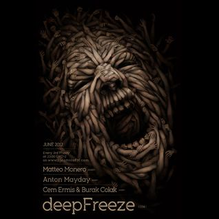 Cem Ermis & Burak Colak - deepFreeze 034 on insomniaFM.com at June 2012
