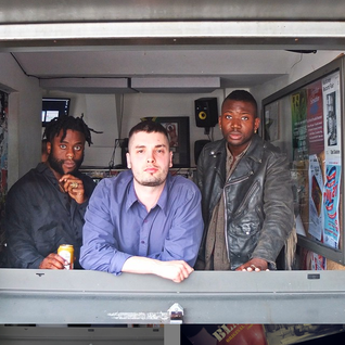 Young Fathers - 12th June 2015