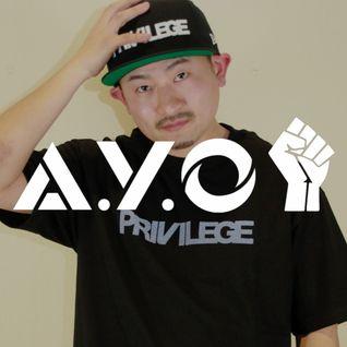 DJ TAZAWA - A.Y.O MIX vol.48 NEWYORK HIPHOP DJ MIX