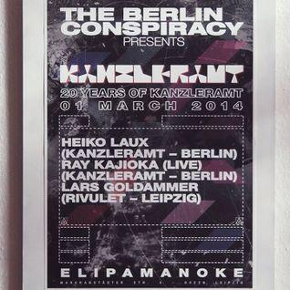 Ray Kajioka - Live - 20 Years Of Kanzleramt Elipamanoke Leipzig