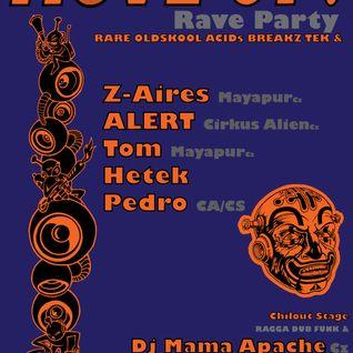 aL3Rt Cirkus Alien vs Z-Aires Mayapur 15/03/2013 - Bratislava