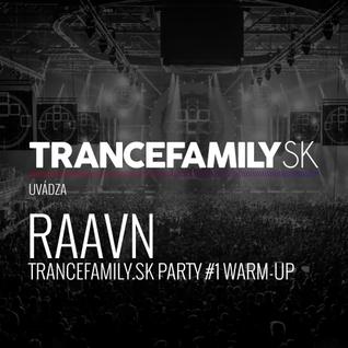 Trancefamily.sk uvádza: Live @ Trancefamily #1 Warmup