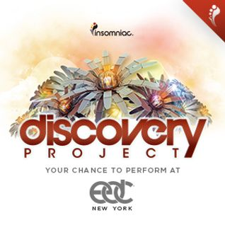 Discovery Project: EDC New York Mix By Andre Jik (aka DVJ68)