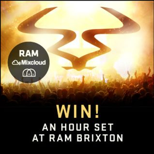 RAM Brixton competition winner - Johnny B #RAMbrixton