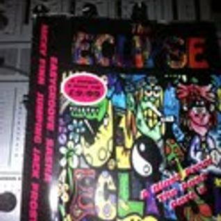 DJ EASYGROOVE @ The Eclipse  1992