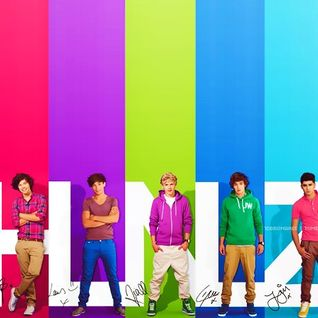 One Direction from love Mix
