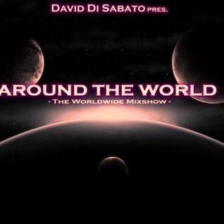 """David Di Sabato pres. """"Around The World"""" [Episode #018] - The Mixshow"""