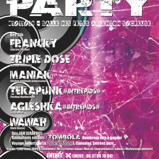technorgasmix @Loryne's party 01/11/14