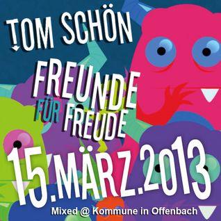 Tom Schön @ Kommune in Offenbach 15-03-2013-