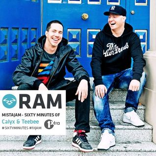 Calyx & Teebee (RAM Records, Subtitles) @ Sixty Minutes of RAM Records, BBC 1Xtra (02.03.2015)