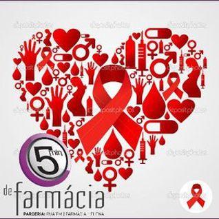 5 Minutos de Farmácia - 23Set - VIH e Sida II - Alexandra Marcos (3:41)