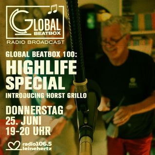 Global Beatbox 100 Highlife Special