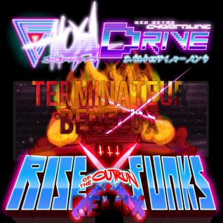 Ghostdrive - Outrun Punk - T.B. remix