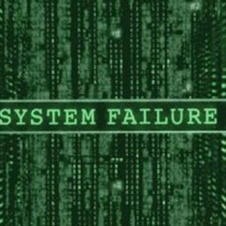 DJ SHARK UTF  SYSTEM FAILURE