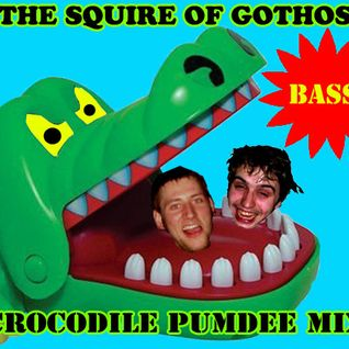 SquireOfGothos - Crocodile Pumdee Mix