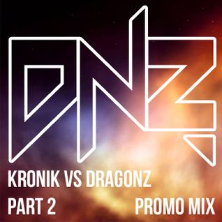 Kronik vs DragoNZ | Trance | Promo Mix | Part 2