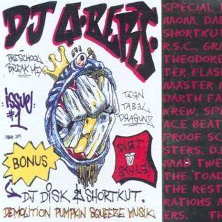 DJ Q-Bert - Demolition Pumpkin Squeeze Musik 1994
