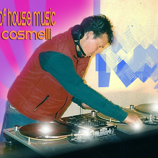 mix Classics of House by Chris Cosmelli