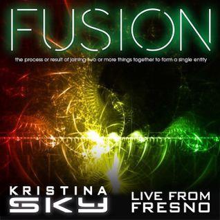 Kristina Sky Live @ FUSION (Fresno, CA) [10-02-15]