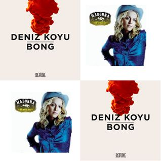 Deniz Koyu vs Madonna - Music Bong (SeBHouse Mash-Up)