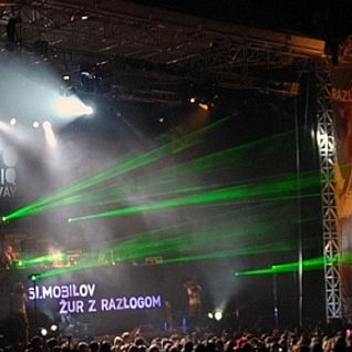 Umek Live @ Žur z razlogom (Park Tivoli,Slovenia) (27.08.2011)
