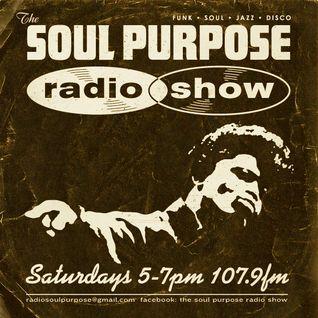 Oh Yeah Tim King Presents The Soul Purpose Radio Show Radio Fremantle 107.9FM 08.10.16