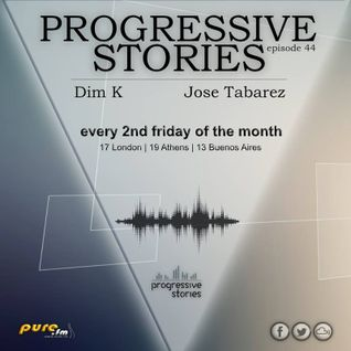 Dim K - Progressive Stories 044 [Sept 09 2016] on Pure.Fm
