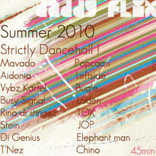 Daddy Flix - Dancehall mix summer 2010