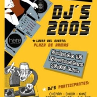 DJ'S2005 Megamix by DJ Kike (2005)
