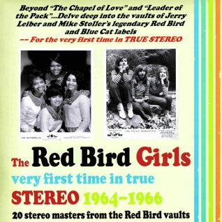 Feature: Red Bird Girls  - Very First Time in True Stereo!