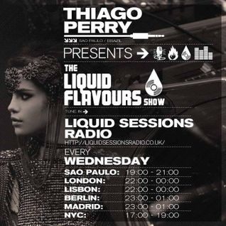 J-Unique, Guest Mix @ Liquid Flavours Brazil 09. 04. 2014