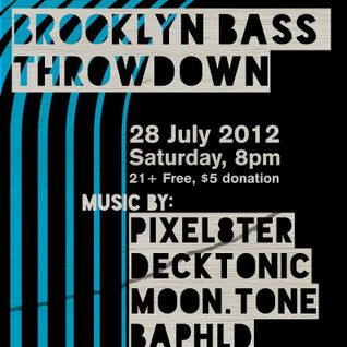 Decktonic's Bass Throwdown