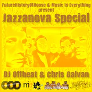 Jazzanova Special (Music Is Everything and Future History of House)