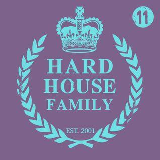 DJ Whyld - Hard House Family 011