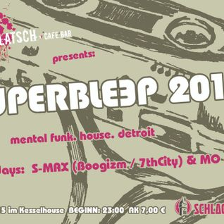 MO REECE Superbleep-Revival-Party Warmupset 13.05.2015