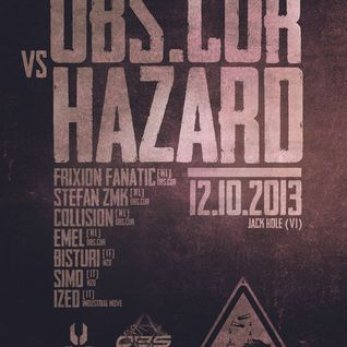 eMeL - Obs.Cur Vs Hazard Unitz live in Vicenza
