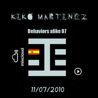 Kiko Martinez  - Behaviors alike 07 - Proton Radio