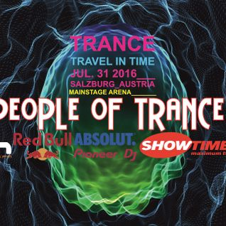People of Trance - Trance-Travel in Time (Mainstage Arena)