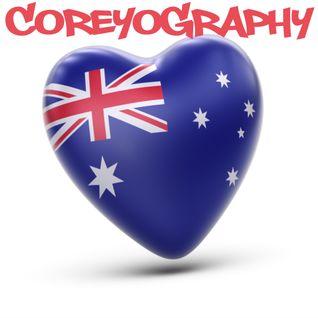 COREYOGRAPHY | SYDNEY LIVE 2014