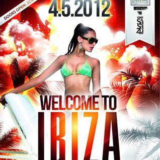 Izzy Cooper - Live: SaSaZu - Welcome to Ibiza 2012-05-04