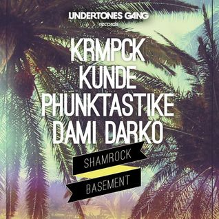 Phunktastike@Undertones Gang Shamrock Basement 13.10.2012