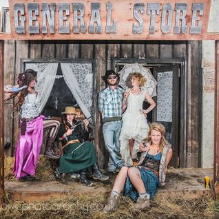 BOOMTOWN FAIR 2015 - Madame Electrifie's General Store