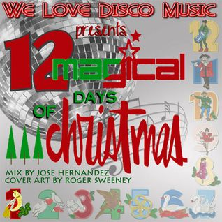 12 Days Of Christmas Disco Mix Day 1