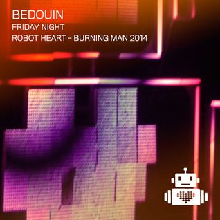 Bedouin - Robot Heart - Burning Man 2014