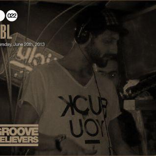 Groove Believers #022: DBL