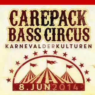 Chilling in the Garden @ Carepack Basscircus