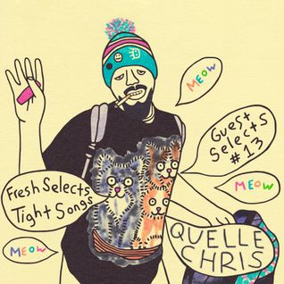 Tight Songs - Episode #66 w/ Guest Selects from Quelle Chris (July 25th, 2015)